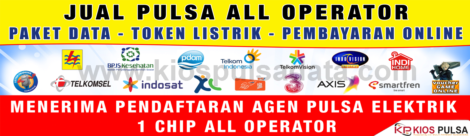 Cara inject paket internet all operator