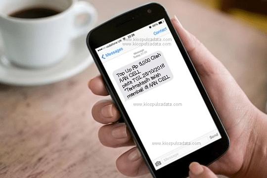 Cara Mengaktifkan SMS Buyer Di Kios Pulsa Data